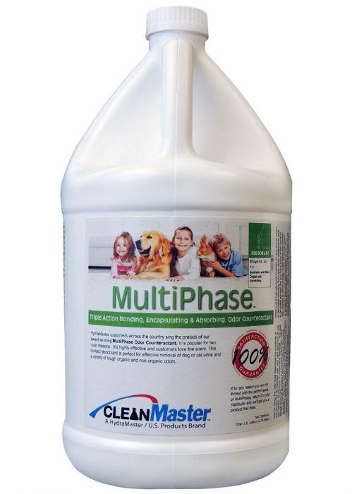 מולטי פייס-MultiPhase- מנטרל ריחות שתן,מבשם ויוצר קפסולציה למולקולת הריח