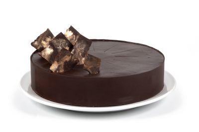 עוגת מוס נשיקת שוקולד פרווה