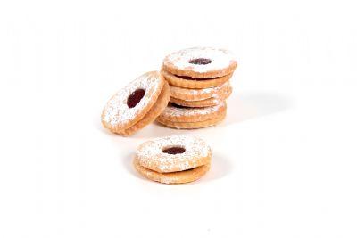 עוגיות פרחי ריבה