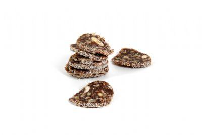 עוגיות שוקו צ'יפס וחמאת בוטנים