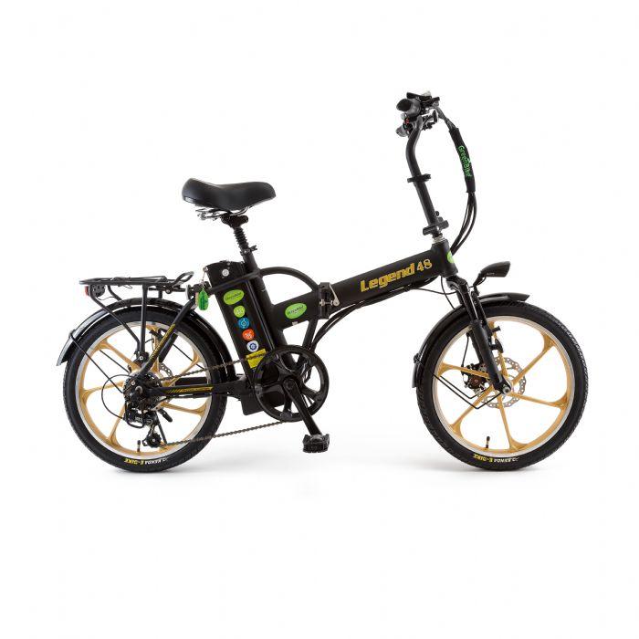 אופניים חשמליים LEGEND