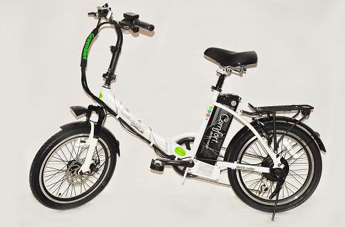 אופניים חשמליות קלות