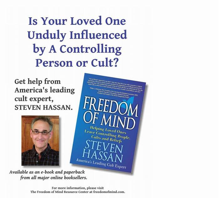 Freedom of Mind- eBook