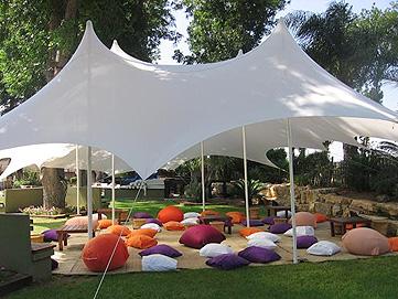 אוהל ענק מליקרה