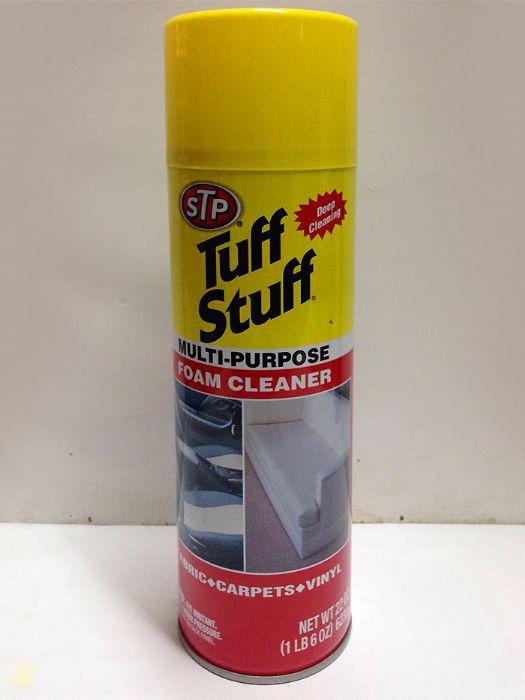 מנקה ריפוד ושטיחים - תוצרת Tuff Stuff