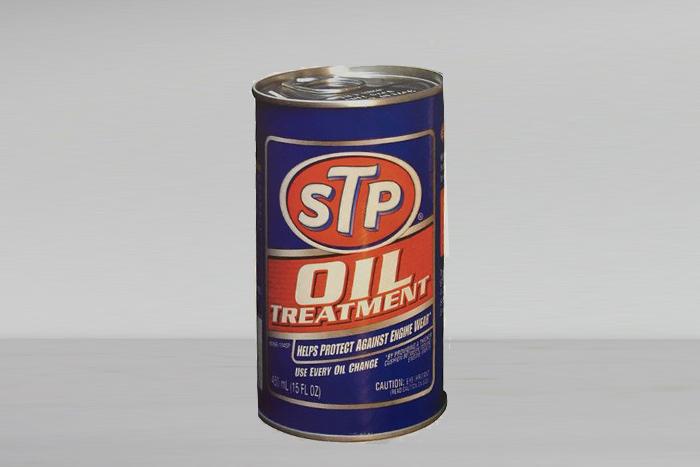 תוסף לשמן - תוצרת STP