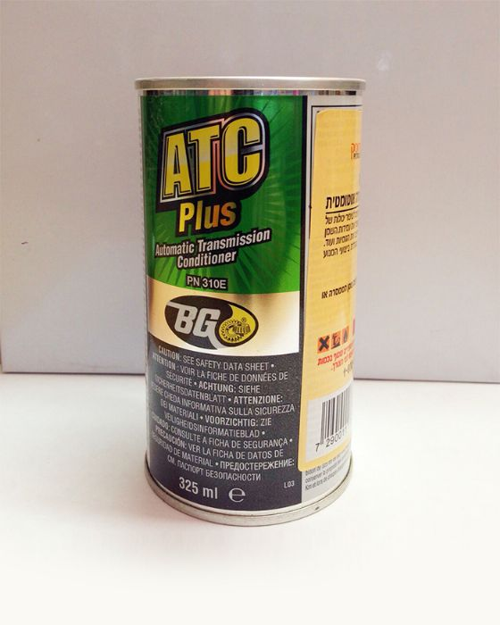 תוסף לגיר אוטומאטי ATC - תוצרת BG