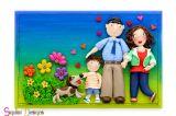 """פרוייקט מיוחד: פרסום לבנק דיסקונט במסגרת קמפיין """"דיסקונט למשפחה""""."""