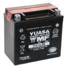 מצבר לאופנוע (ללא טיפול) YTX14L-BS YUASA 12V 12AH
