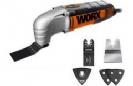 כלי רב תכליתי SoniCrafter WX676.7 Worx