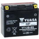 מצבר לאופנוע (ללא טיפול) YT12B-BS YUASA 12V 10AH