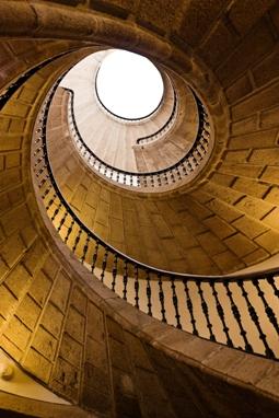 מדרגות ספירלה