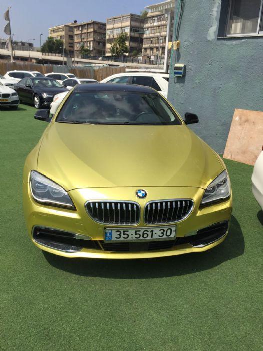 BMW 640 גראן קופה