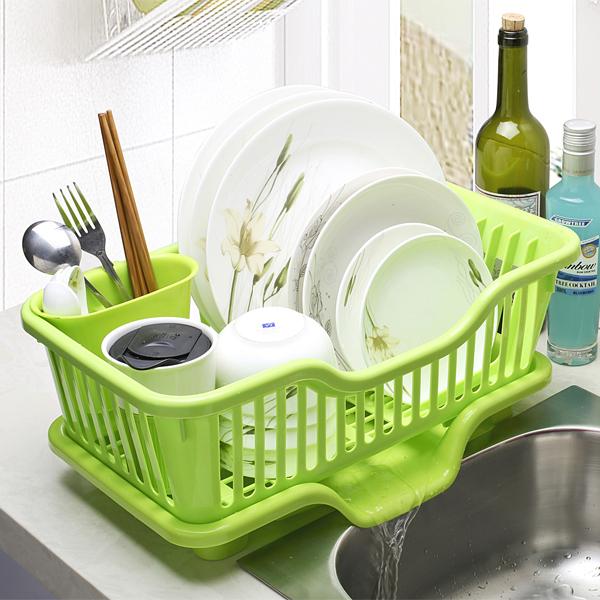 מתקן לייבוש כלים פתח ניקוז מים
