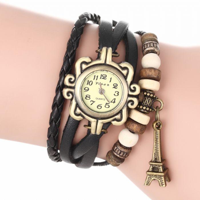 שעון  מעוצב רצועות אייפל