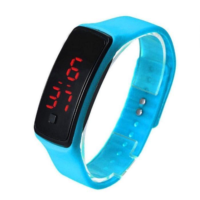 שעון דיגיטלי ספורטיבי