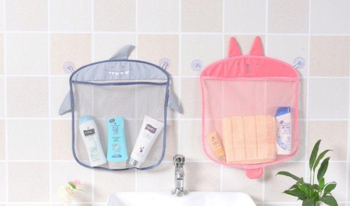 רשת אחסון צעצועים לאמבטיה