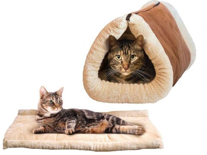 בית פרוותי מפנק לחתול ולכלב