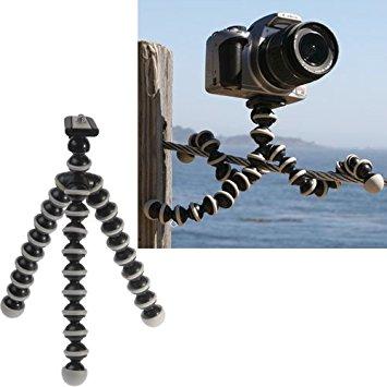 זרוע חוליות מתכווננת למצלמות אקסטרים
