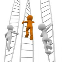 תמונה לסטודנטים לתארים מתקדמים - מטפסים על סולמות