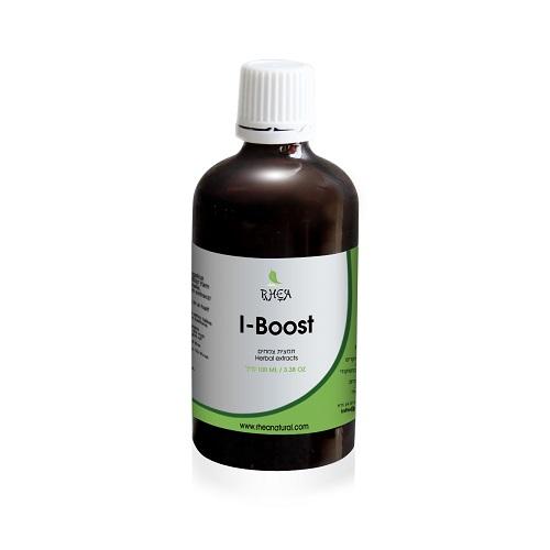 I-Boost – לחיזוק מערכת החיסון