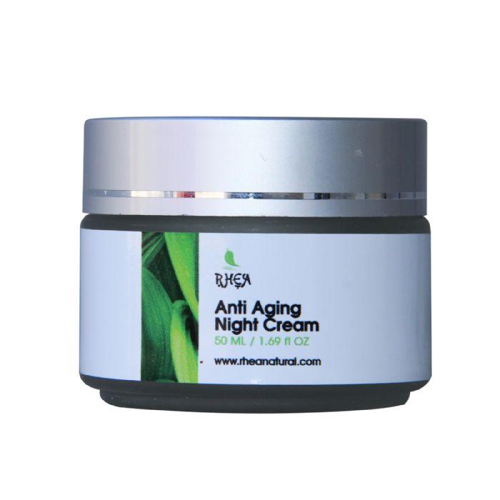 קרם לילה אנטי אייג'ינג - Anti Aging Night Cream