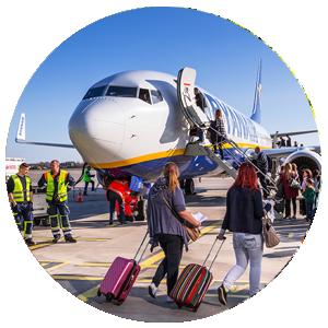 נוסעי שדה התעופה - שירן סקרים ומחקרים