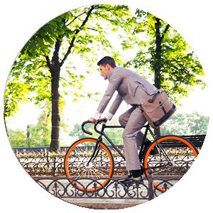 רוכבי אופניים -  - שירן סקרים ומחקרים