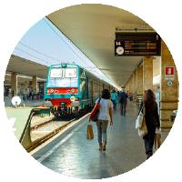תחבורה ציבורית - רכבת -  - שירן סקרים ומחקרים