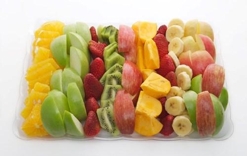 מגש פירות מעוצב