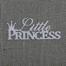 נסיכה קטנה עם כתר