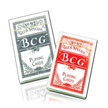 קלפים BCG קלאסיים לפוקר