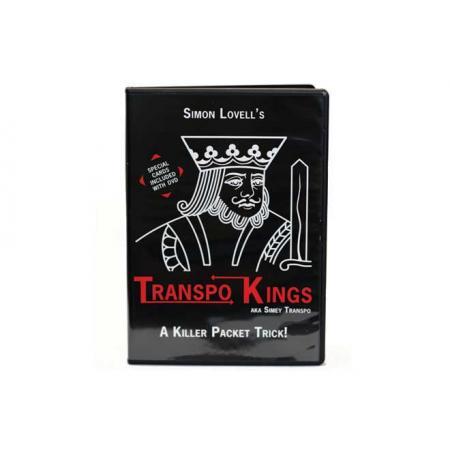ערכת DVD קסם טרנספו קינגס