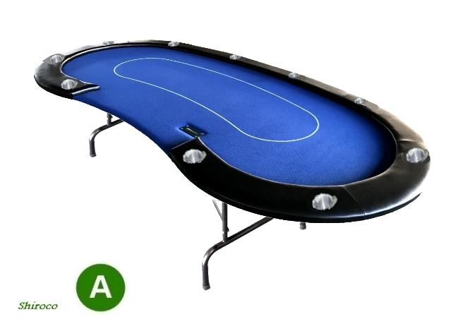 """שולחן קלפים מעוצב """"פאולינה"""" AXL 2.40"""