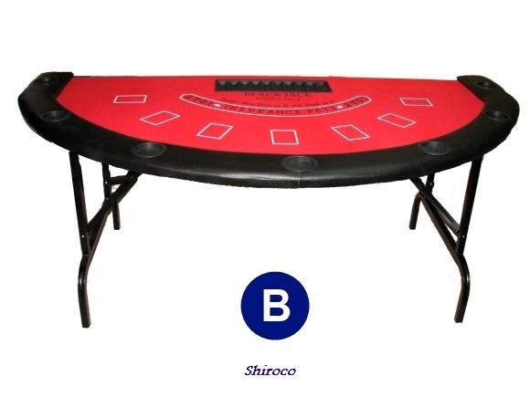 שולחן בלק ג'ק מתקפל