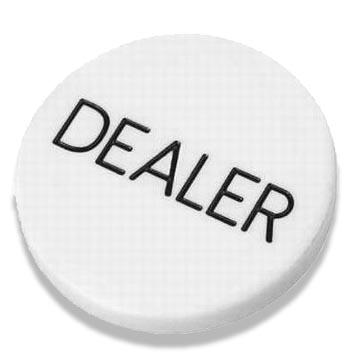 כפתור דילר DEALER חוקי לפוקר טקסס הולדם