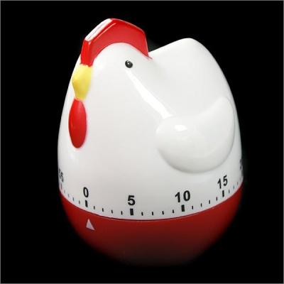 אזל במלאי, טיימר למטבח בעיצוב תרנגול