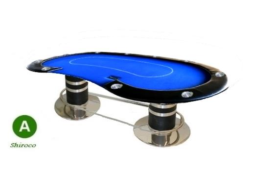 """שולחן פוקר """"פאולינה"""" BXL 2.40"""