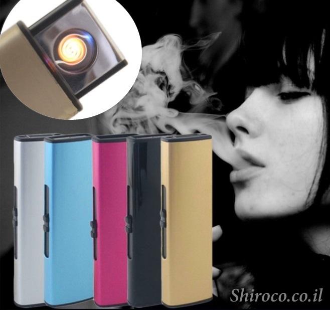מצית סיגריות USB איכותית
