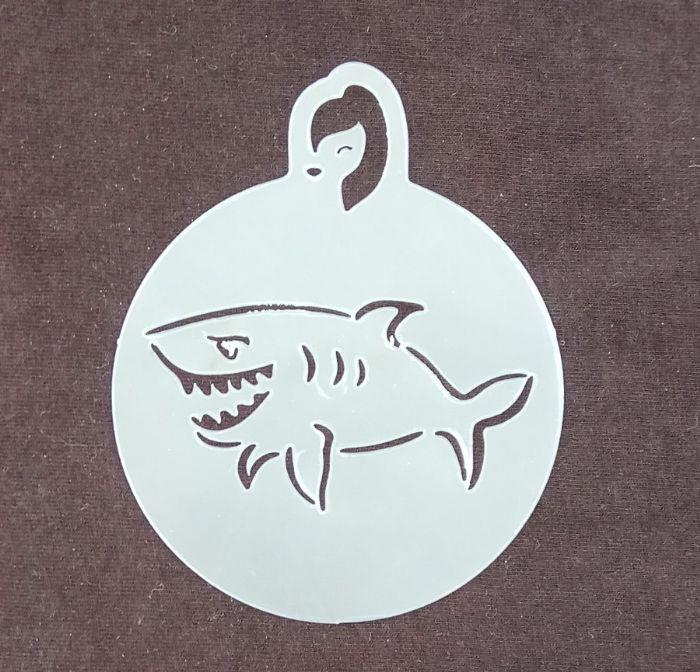 תמונה של שבלונה כריש