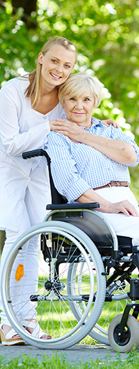 מטפל לקשישים