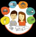 ייעוץ ואימון לניהול תזרים ותקציב משק בית