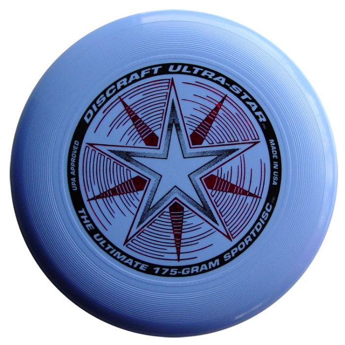 פריסבי תכלת - Discraft UltraStar 175g