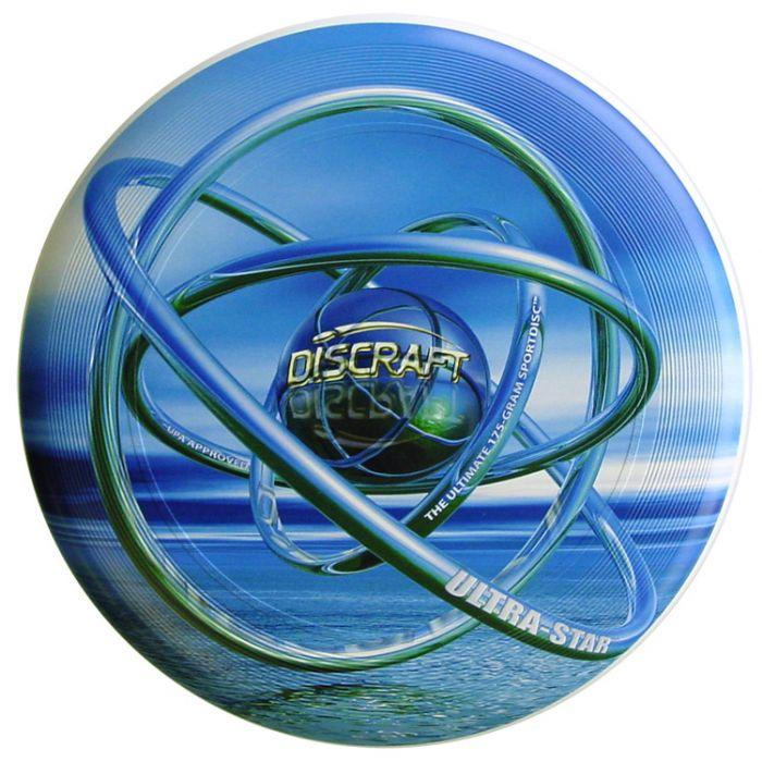 פריסבי - Discraft UltraStar 175g Blue Orb