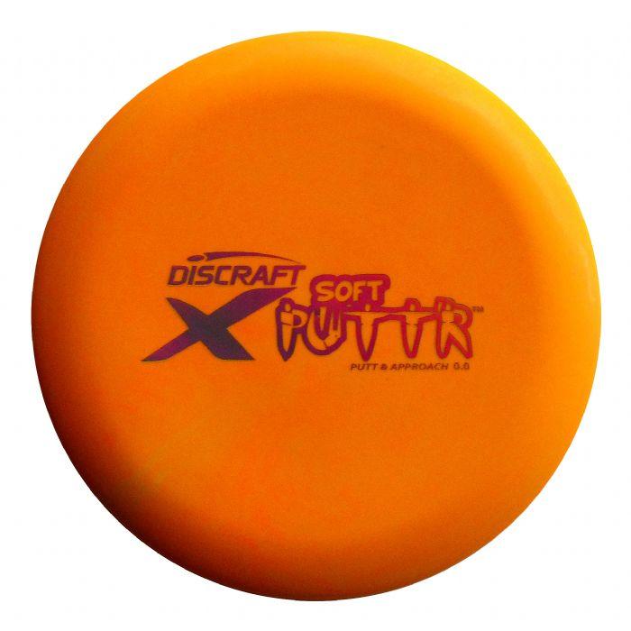 דיסק גולף Soft Putt'r X Line