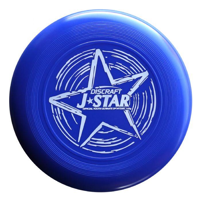 פריסבי כחול - Discraft j-star 145g