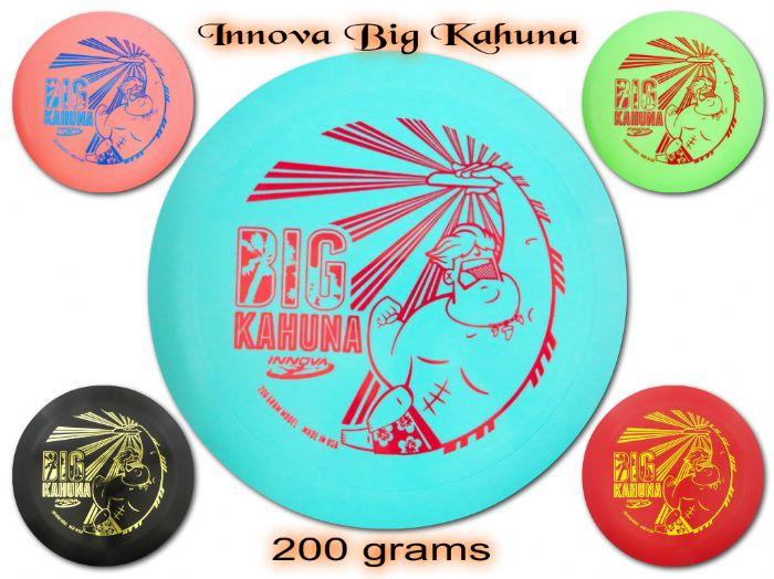 פריסבי - big kahuna 200g