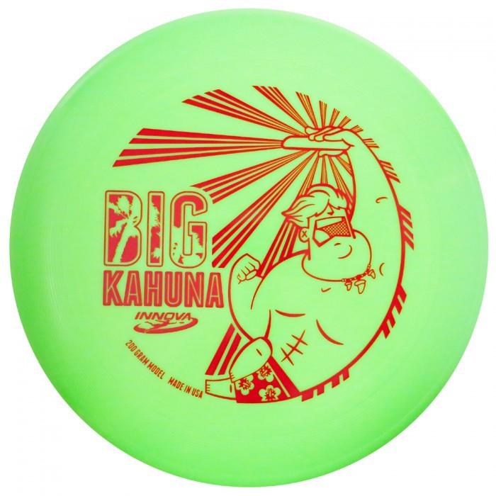 פריסבי ירוק - big kahuna 200g