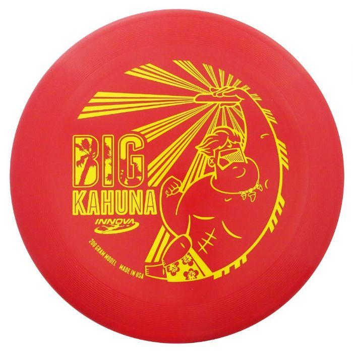 פריסבי אדום - big kahuna 200g