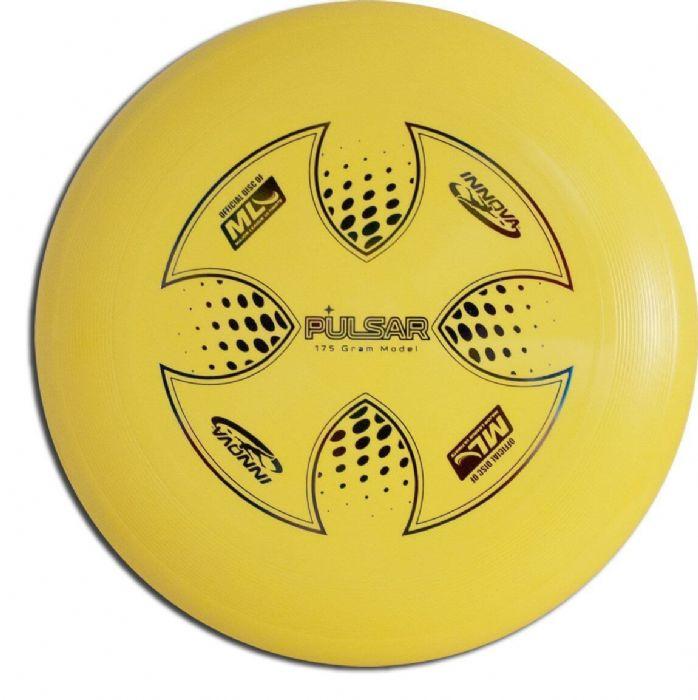 פריסבי צהוב - INNOVA PULSAR 175G